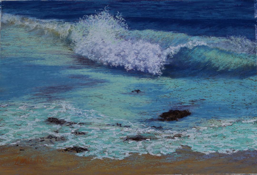 Lindy Midalia - Incoming Wave