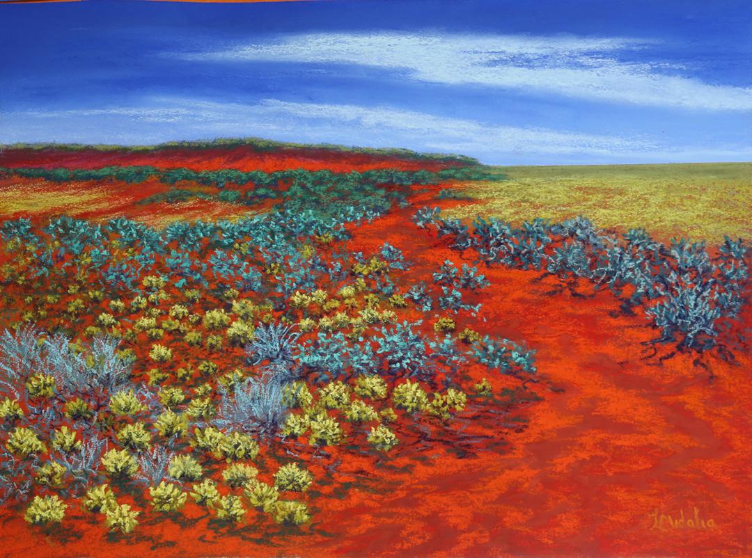 Lindy Midalia - Outback Glory