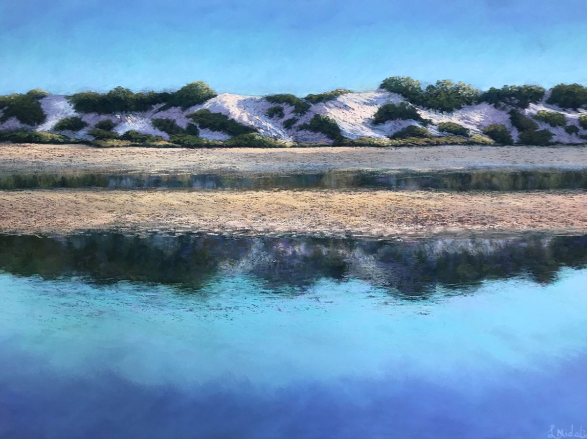 Lindy Midalia - Salt Lake Reflections