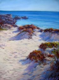 Betty McLean - Dunes at Rottnest