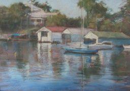 Helen Rodda - Mosman Bay