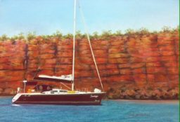 Judy Hollinshead - Seachange at Bat Island West Australia