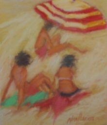 Nira Roberts - Beach Babes
