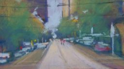 Nira Roberts - Bourke Street - Melbourne