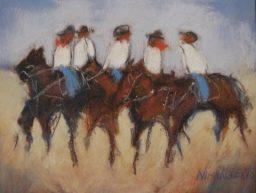 Nira Roberts - The Horsemen