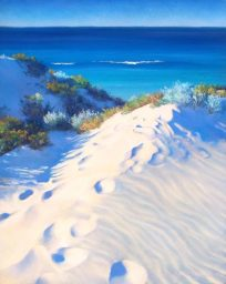 Linda O'Brien - Yesterday's footprints