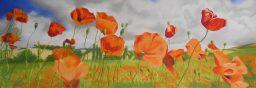 Avis Clements - Poppies
