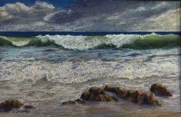 Diane Bramley - Winter Seas