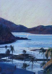 Winsome Myers - Sundown Over the Bay, Hamilton Island