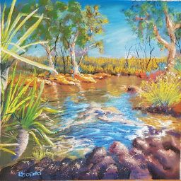 Rhonda Hickey - Gibb River Road