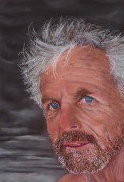 Graham Symonds - Self Portrait