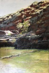 Val Brooks - Midday in the Gorge
