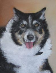 Pam Eddy - Veronica's Dog